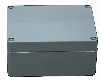 Electrical Enclosure Indoor Outdoor ABS Plastic High Impact 115 x 90 x 55 mm