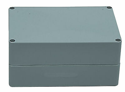 Electrical Enclosure Indoor Outdoor ABS Plastic High Impact 171 x 121 x 80 mm