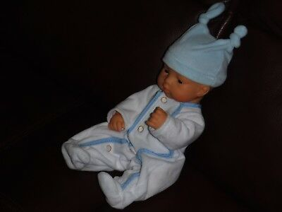 BABY DOLLS BLUE CLOTHES GROW  For 12 INCH BOY WORLD PETERKIN DOLL