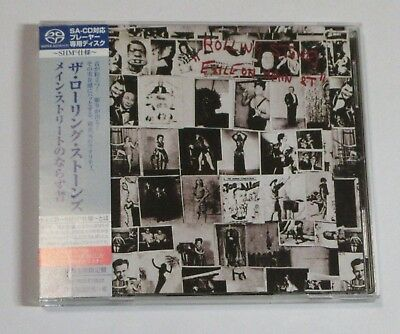 The Rolling Stones Exile On Main Street JAPAN SA-CD SHM CD