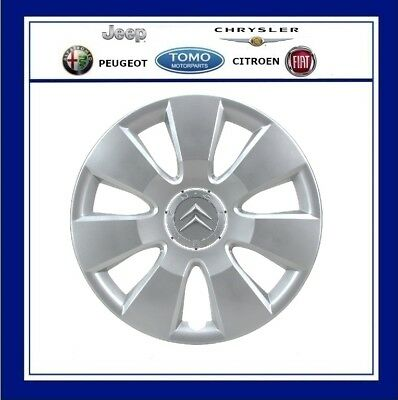 "Citroen C8 & Dispatch 16"" Inch Wheel Trim/ Cover Genuine 5416G6 (Narcisse Style)"