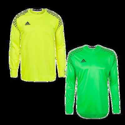 1d7f67093 adidas Mens Onore 16 Goalkeeper Jersey Soccer Solar Yellow Solar Lime New