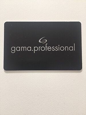 Coupon Buono Sconto 20% Gama Ga.ma Professional E-Shop Shopping Online Vip Card