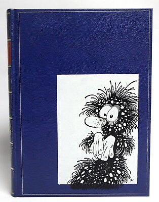 FRANQUIN : IDEES NOIRES / INTEGRALE LUXE CUIR ROMBALDI / 1988 / RARE comme NEUF