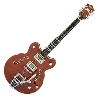 Gretsch G6609TFM Players Edition Broadkaster CB w/ Bigsby - Bourbon Stain