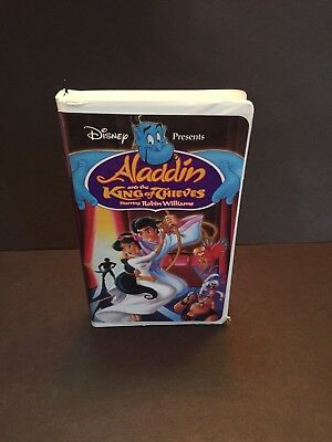 Disney's Aladdin and the King of Thieves (VHS, 1996)