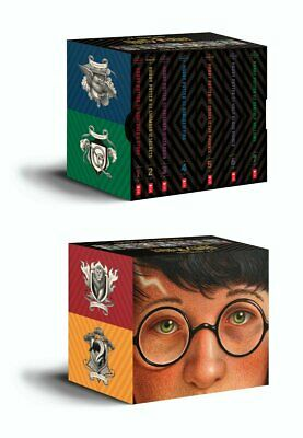 Harry Potter Books 1-7 Special Edition Boxed Set - Paperback -2018