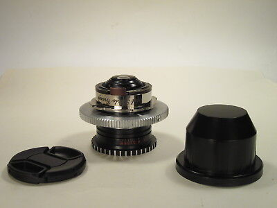 LOMO OKC8-35-1 f/2 35 mm  PL mount FFG (mod - 0.8 mm, pitch 32) S/N 740630 CLA!