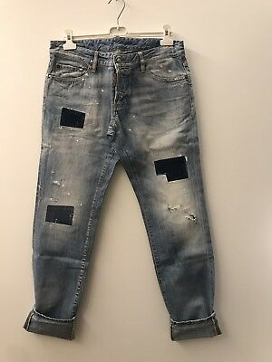 JEANS DSQUARED UOMO 50 - EUR 63 dadd9a6a5b44
