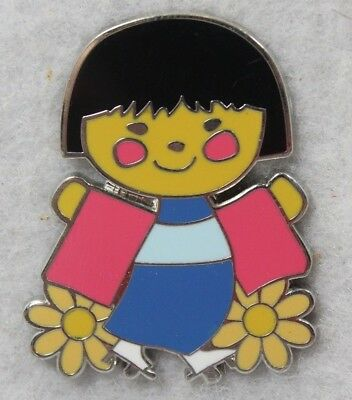 Disney its a small world Mystery 2016 Girl from China Pin 120389