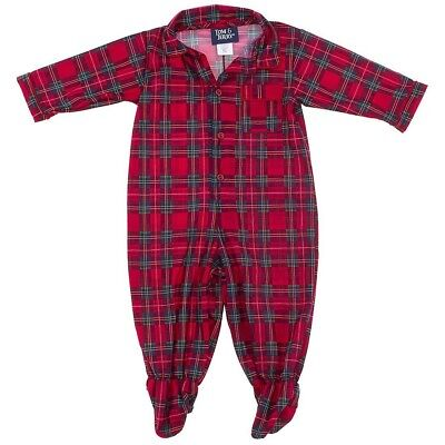06446e4aafe2 MONSTER LEAGUE COTTON Footed Sleeper Pajamas for Baby Boys -  9.99 ...