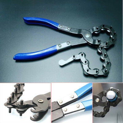 Exhaust Tail Pipe Cutter Cut Off Tool Chain Remover 15 Cutting WheelsTail Pipe
