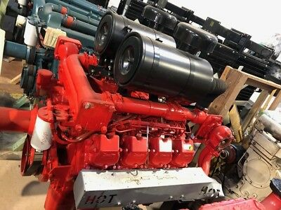 DOOSAN P158LE - FIRE PUMP SPEC - 800HP - NEW DIESEL ENGINE