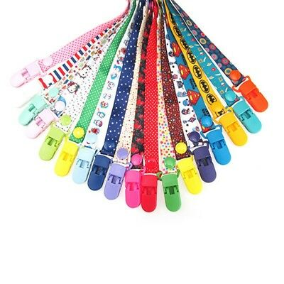 Baby Pacifier Clip Chain Holder For Nipples Kids Pacifier Clips Pacifier Holder