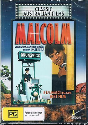 Malcolm Dvd Brand New And Sealed Australian Movie New And Sealed
