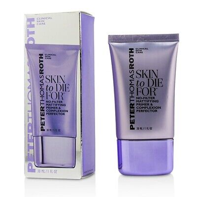Peter Thomas Roth Skin to Die For No Filter Mattifying Primer & Complexion 30ml
