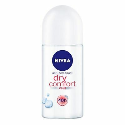 Désodorisant Roll-On Dry Comfort Plus Nivea (50 ml)