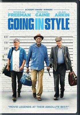 Going In Style (DVD,2017)