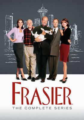 Frasier: The Complete Series (DVD,2015)
