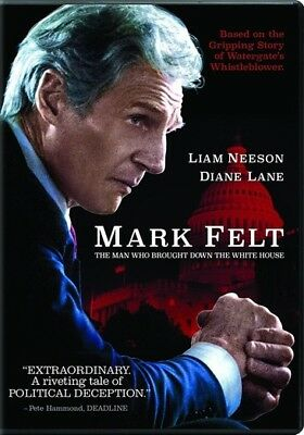 Mark Felt: The Man Who Brought Down the White House (DVD,2017)