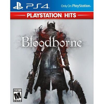 Bloodborne (Playstation Hits) (PlayStation 4)