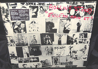 Rolling Stones ‎Exile On Main Sealed Vinyl Records Lp Album Hype USA 1972 Orig