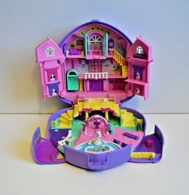Polly Pocket mini Bluebird Vintage 1994 Pollys Wonderful Wedding Party (2)