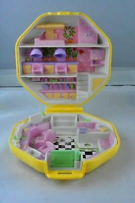 Polly Pocket mini Bluebird Vintage 1990 Pollys Hair Salon Friseur