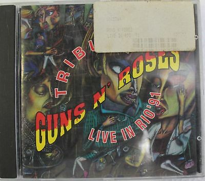 Guns N' Roses - Tribute Live In Rio Maracana 1991 CD