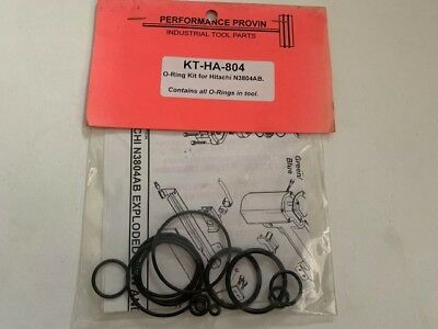KTHA804 Hitachi N3804AB O-Ring Kit