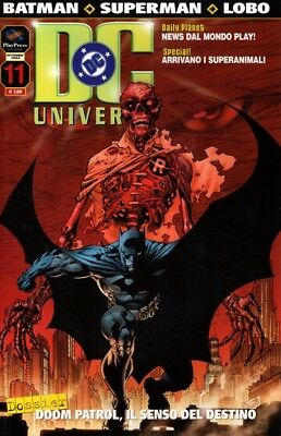 comics DC UNIVERSE Nr. 11 Ed. PlayPress