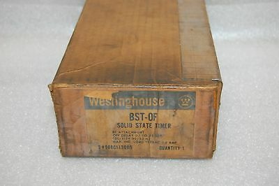 Westinghouse Bst-Of Timer Solid State Off Delay