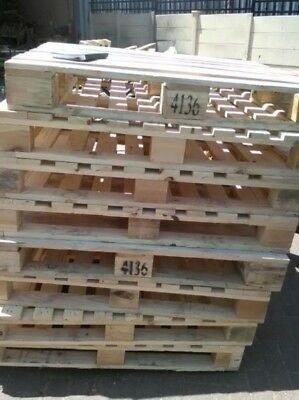 Used Wood Pallets 2 way 48 x 40 local pick up only