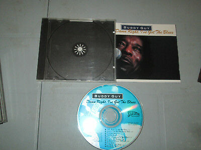 Buddy Guy - Dawn Right, I've Got The Blues (Cd, Compact Disc) Complete Tested