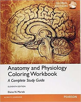 [PDF] Anatomy and Physiology Coloring Workbook A Complete Study Guide, Global Ed