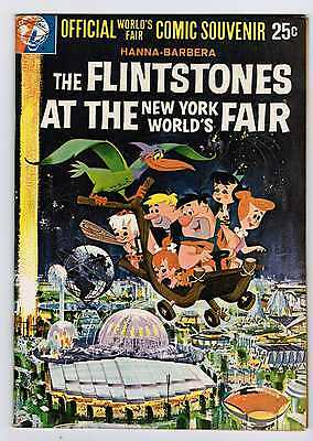 The Flintstones at the World's Fair 1964 1st print VF+