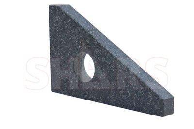 "Shars 10 X 6 X 1"" Granite Surface Angle Plate New"