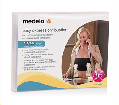 106MS3 Easy Expression Bustier Hands Medela Medium Black 679X6L 67944