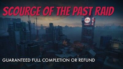 Destiny 2 - PS4 - Scourge of the Past Raid with Secret Chest - GUARANTEED