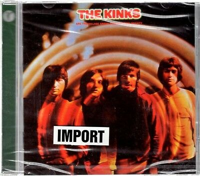 THE KINKS The Village Green Preservation Society (CD, 2005) IMPORT SEALED