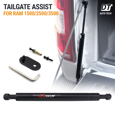 Tailgate Assist Shock Struts For 2009-2017 2018 Ram 1500/2500/3500 Lift Support