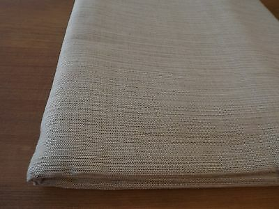 NEW TABLECLOTH NATURAL ORGANIC LOOK CREAM 100% COTTON 52X70 Nwt