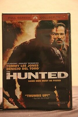 The Hunted (DVD, 2003, Full Frame) - Used