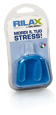 DR BRUX DAY TIME TEETH GRINDING GUARD (Made In Italy) Stress, Clenching, Bruxism