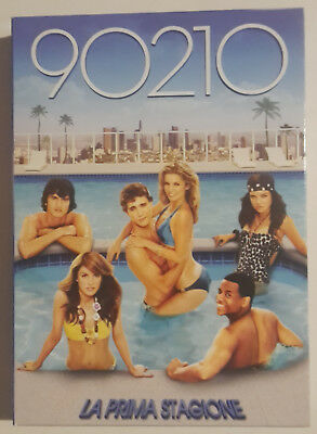 "Serie Tv ORIGINALE: ""90210"" (""Beverly Hills"") (Stagione 1) (6 Dvd)"