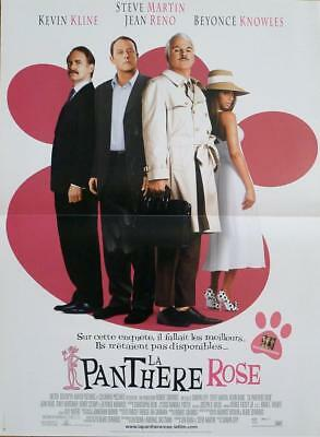 The Pink Panther - Steve Martin / Clouseau / Kline -Original French Movie Poster