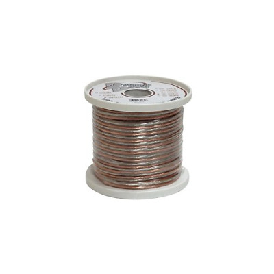 Pyramid RSW20500 20 Gauge 500 Feet Spool of High Quality Speaker Zip Wire