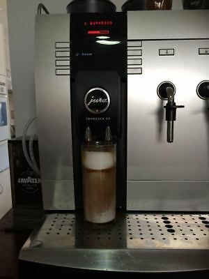 Jura coffee machine X9 fully automatic (Fully Serviced  & restored)