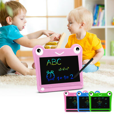 Childs Color LCD Writing Digital Drawing Tablet Electronic Graphic Board 5Inch E