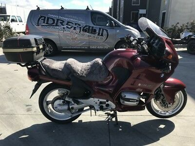 Bmw R1100 R 1100 R1100Rt 07/1997 Model Clear Title  Project Make An Offer